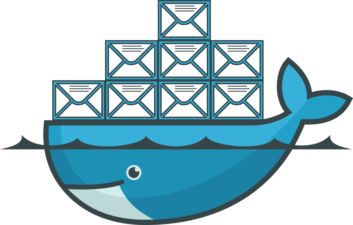 Sending Mails from within a Docker Container