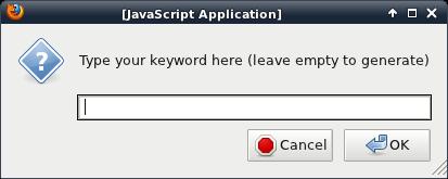 Provide keyword