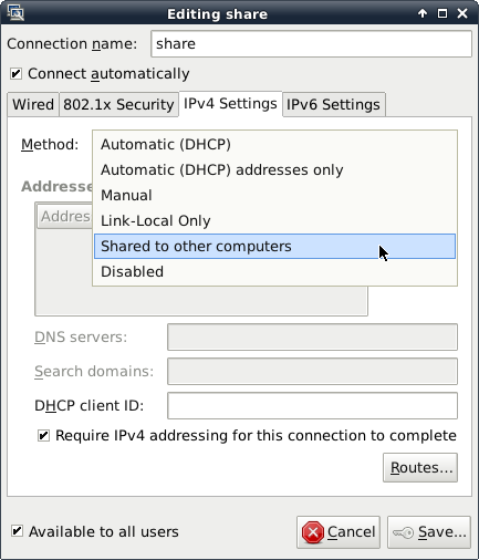 how to connect to a computer behind nat